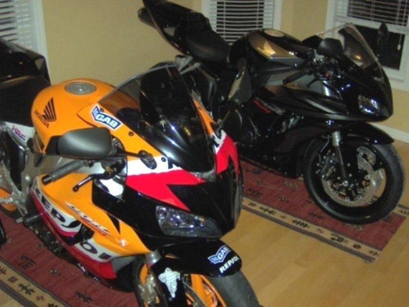 Re Motorcycle Winter Storage
